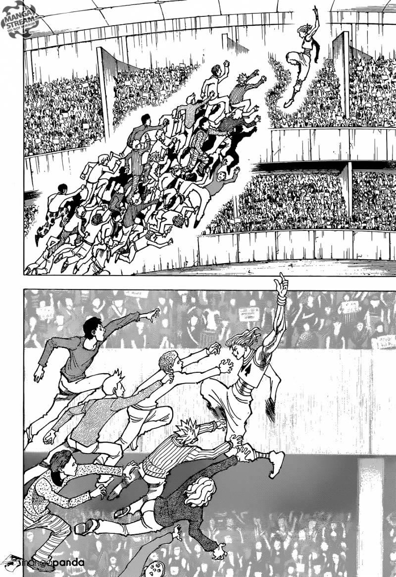 Hunter X Hunter Chapter 353  Online Free Manga Read Image 6