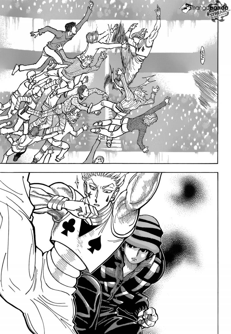 Hunter X Hunter Chapter 353  Online Free Manga Read Image 7