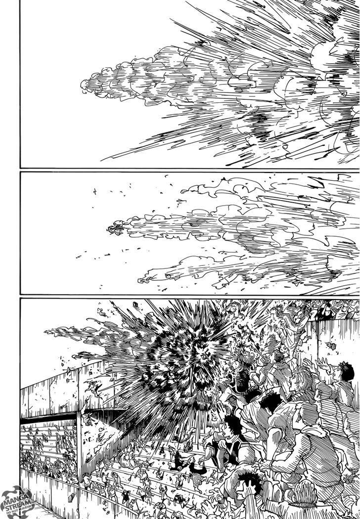 Hunter X Hunter Chapter 356  Online Free Manga Read Image 13