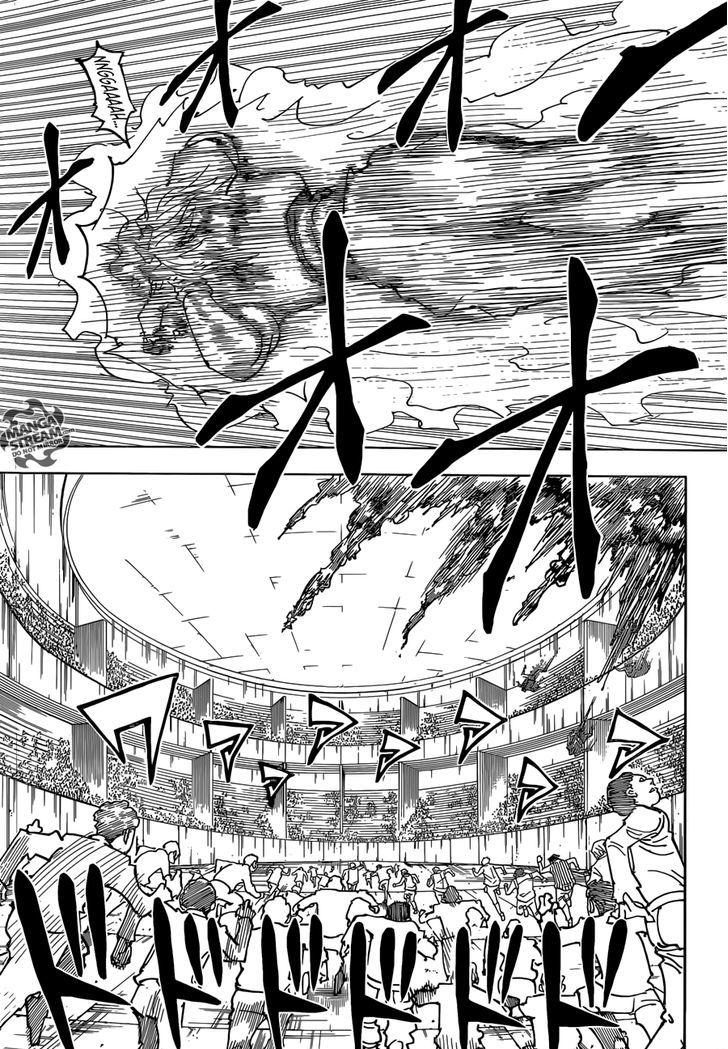 Hunter X Hunter Chapter 356  Online Free Manga Read Image 14
