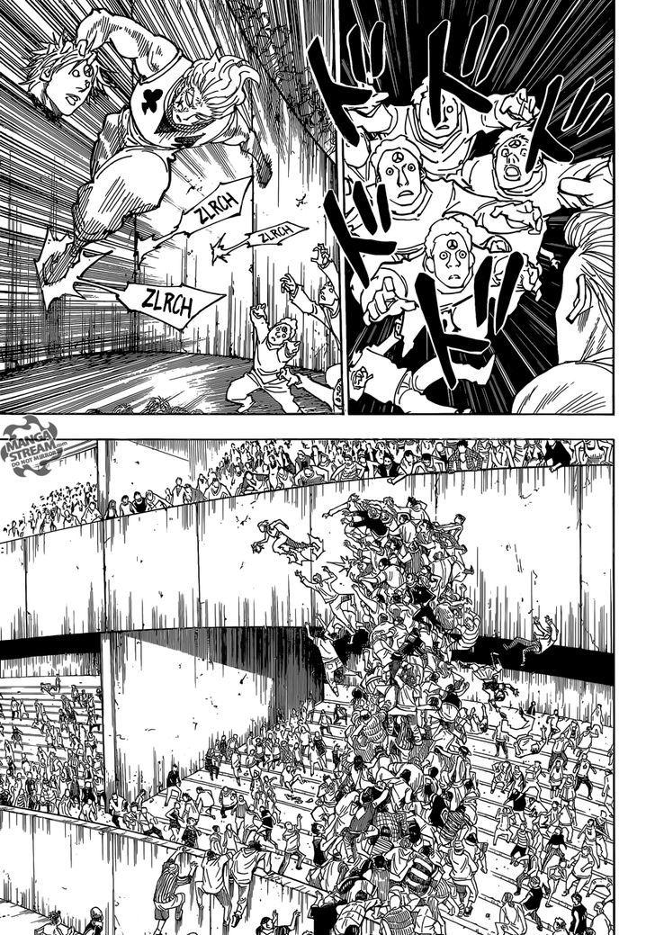 Hunter X Hunter Chapter 356  Online Free Manga Read Image 8