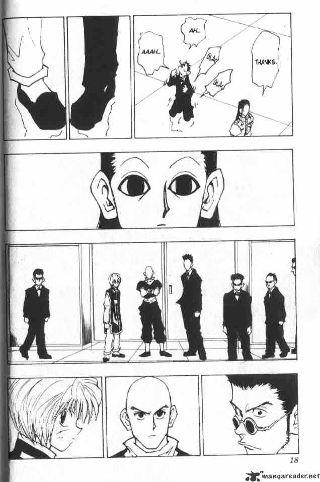 Hunter X Hunter Chapter 36  Online Free Manga Read Image 12