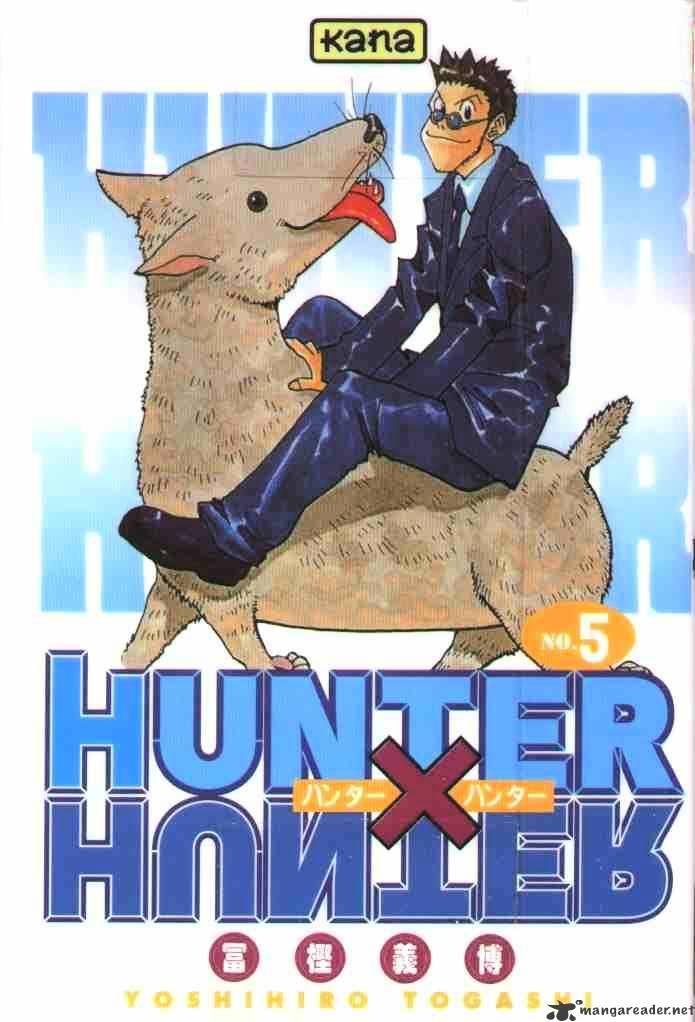 Hunter X Hunter Chapter 36  Online Free Manga Read Image 20