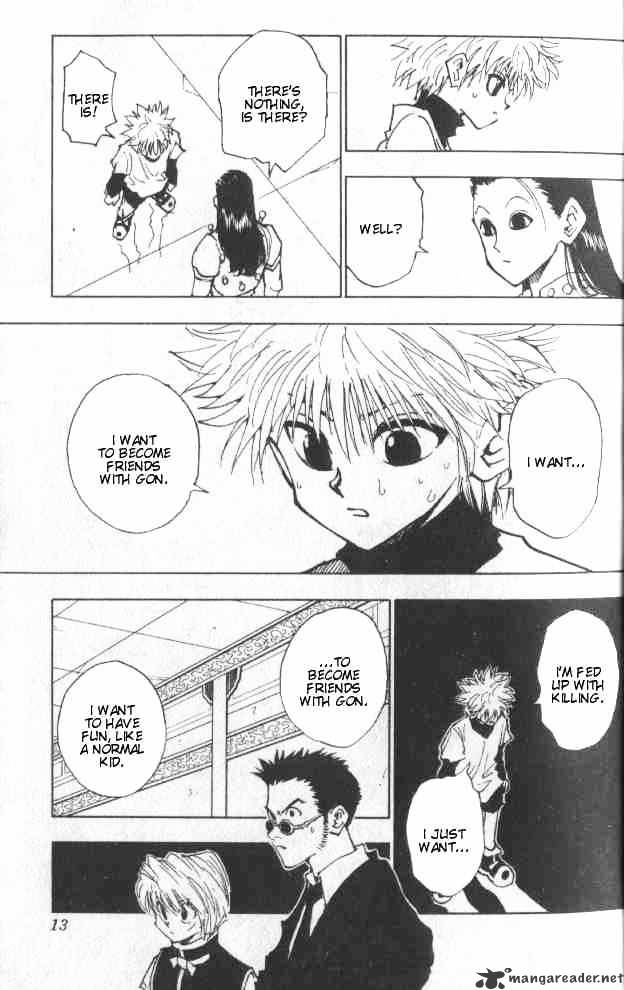 Hunter X Hunter Chapter 36  Online Free Manga Read Image 7