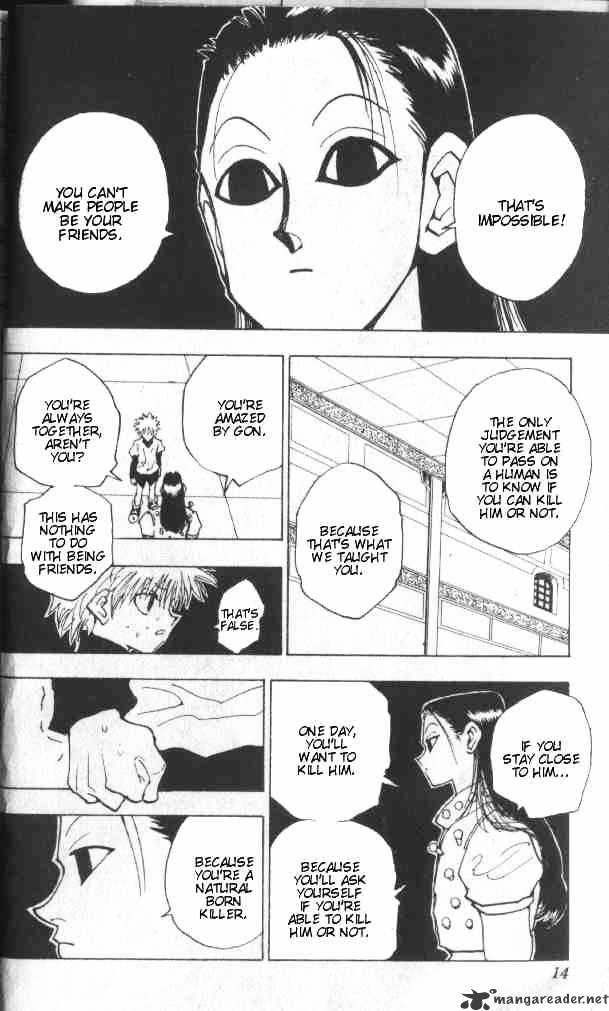 Hunter X Hunter Chapter 36  Online Free Manga Read Image 8