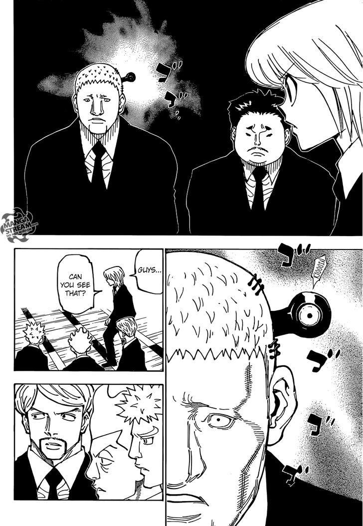 Hunter X Hunter Chapter 360  Online Free Manga Read Image 11
