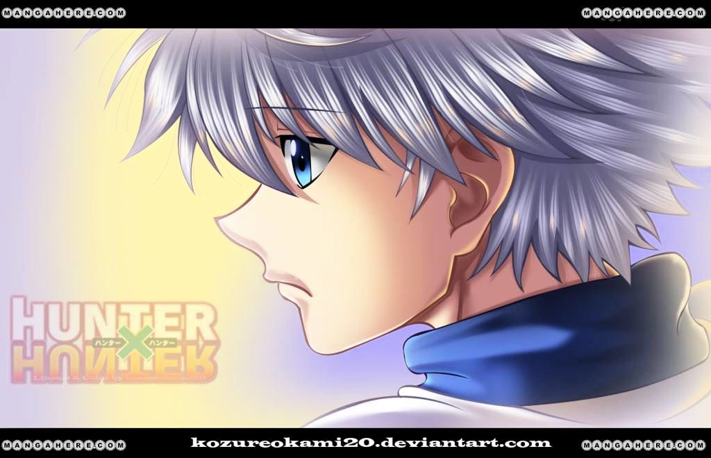 Hunter X Hunter Chapter 361  Online Free Manga Read Image 22