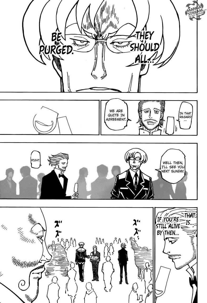 Hunter X Hunter Chapter 362  Online Free Manga Read Image 5