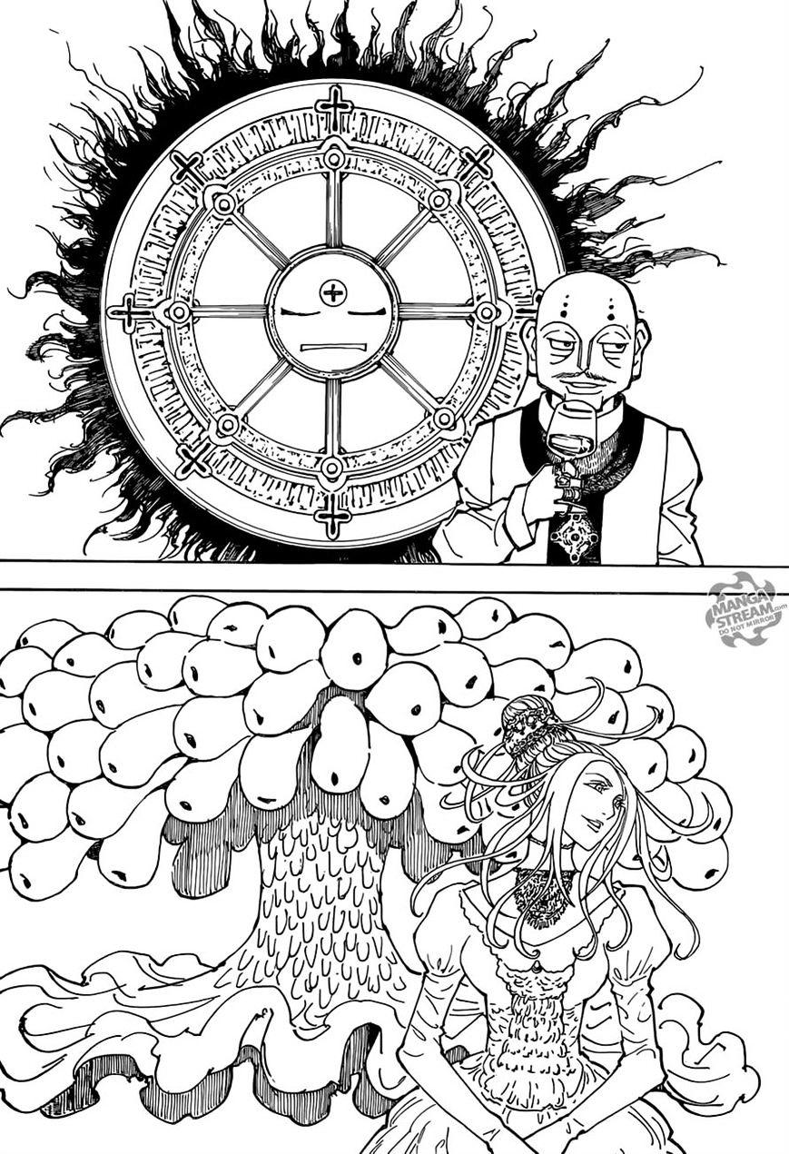 Hunter X Hunter Chapter 362  Online Free Manga Read Image 8