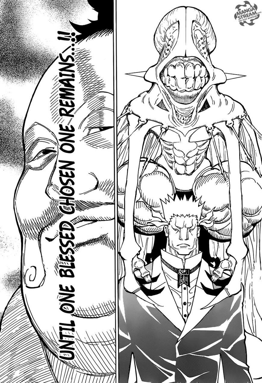 Hunter X Hunter Chapter 362  Online Free Manga Read Image 9
