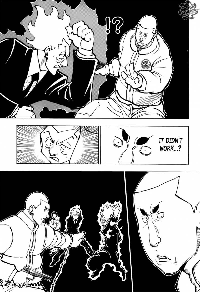 Hunter X Hunter Chapter 364  Online Free Manga Read Image 10