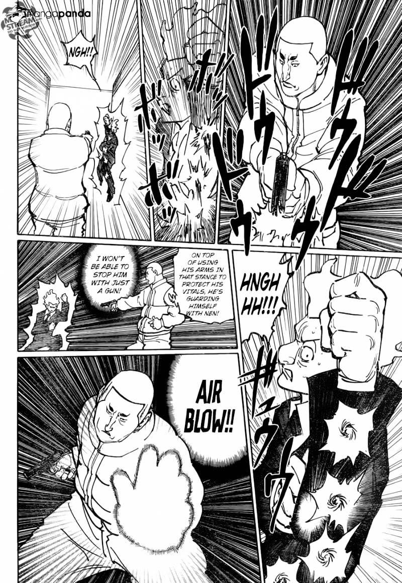 Hunter X Hunter Chapter 364  Online Free Manga Read Image 9