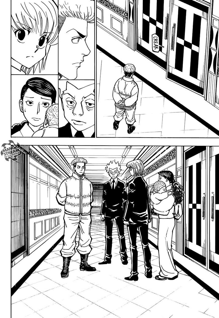 Hunter X Hunter Chapter 365  Online Free Manga Read Image 16