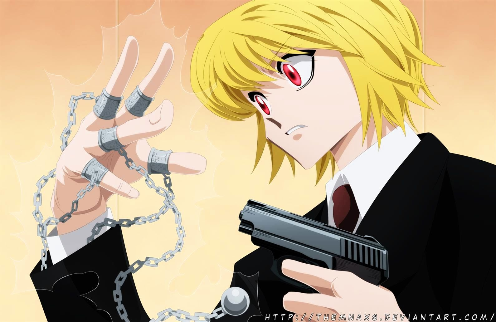 Hunter X Hunter Chapter 365  Online Free Manga Read Image 2