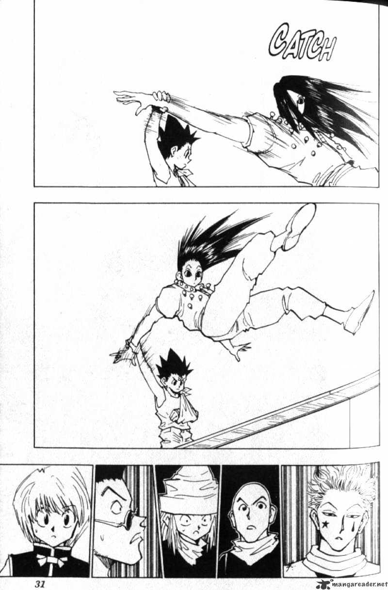 Hunter X Hunter Chapter 37  Online Free Manga Read Image 6