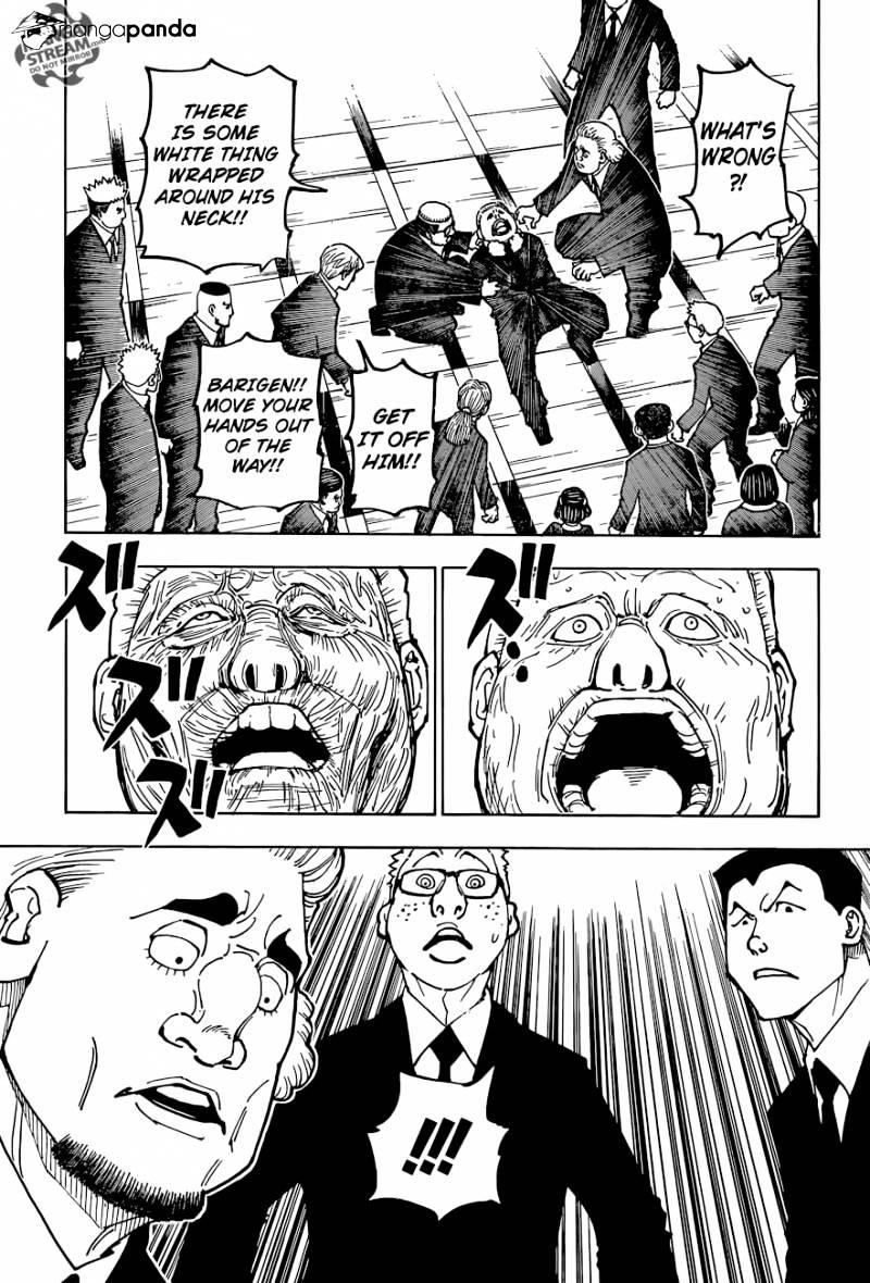 Hunter X Hunter Chapter 370  Online Free Manga Read Image 16