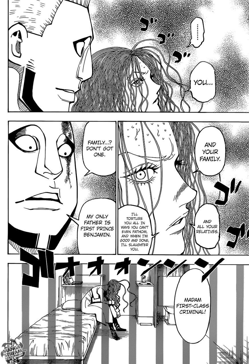 Hunter X Hunter Chapter 373  Online Free Manga Read Image 16