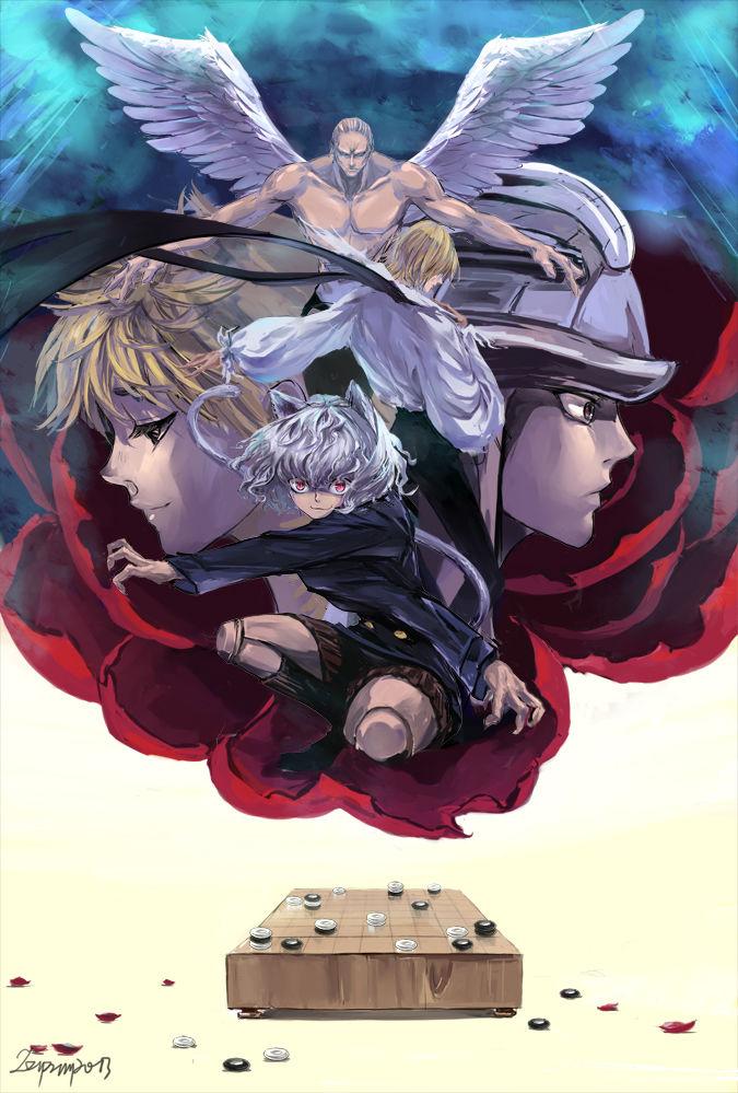 Hunter X Hunter Chapter 373  Online Free Manga Read Image 3
