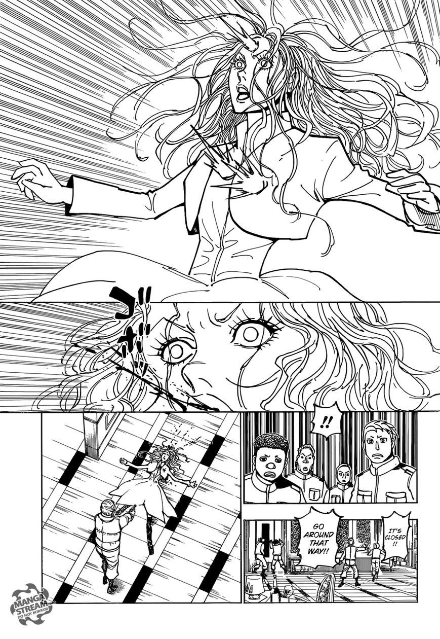 Hunter X Hunter Chapter 373  Online Free Manga Read Image 5