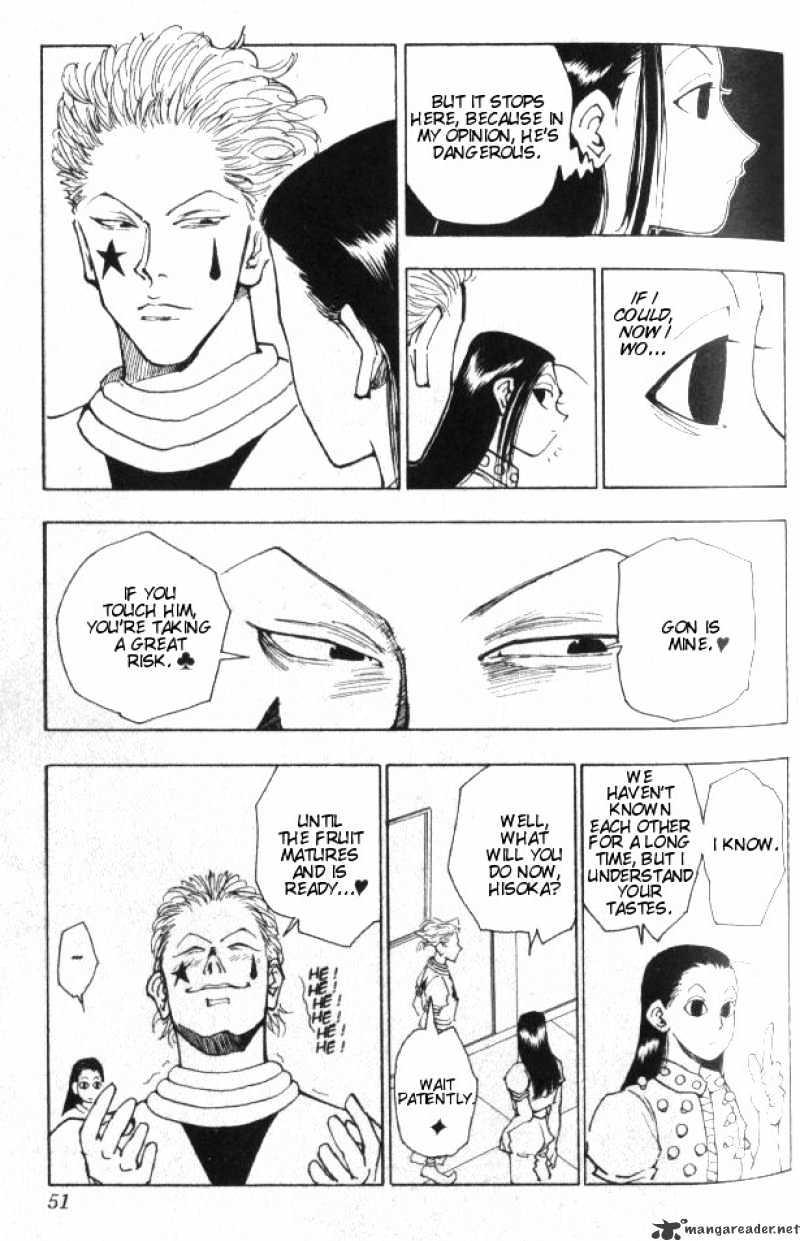 Hunter X Hunter Chapter 38  Online Free Manga Read Image 6