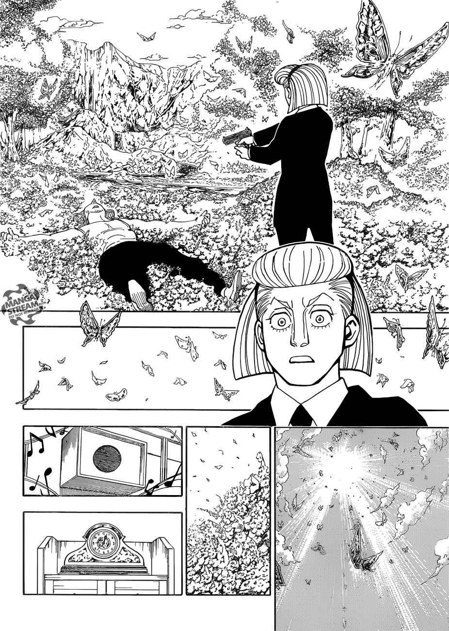 Hunter X Hunter Chapter 385  Online Free Manga Read Image 13