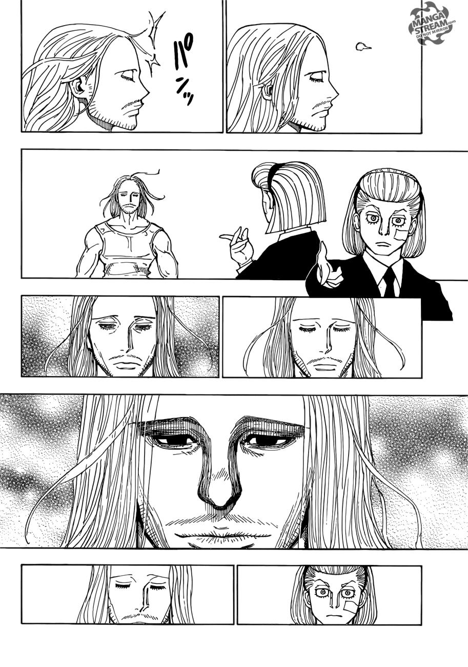 Hunter X Hunter Chapter 385  Online Free Manga Read Image 7
