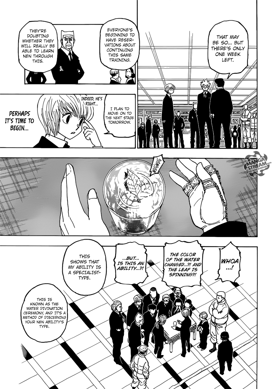 Hunter X Hunter Chapter 386  Online Free Manga Read Image 16