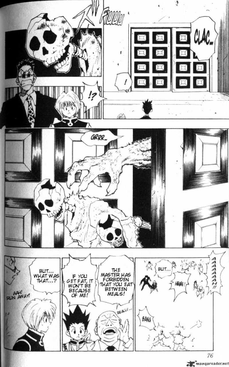 Hunter X Hunter Chapter 39  Online Free Manga Read Image 11