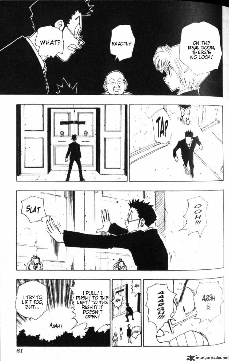 Hunter X Hunter Chapter 39  Online Free Manga Read Image 16