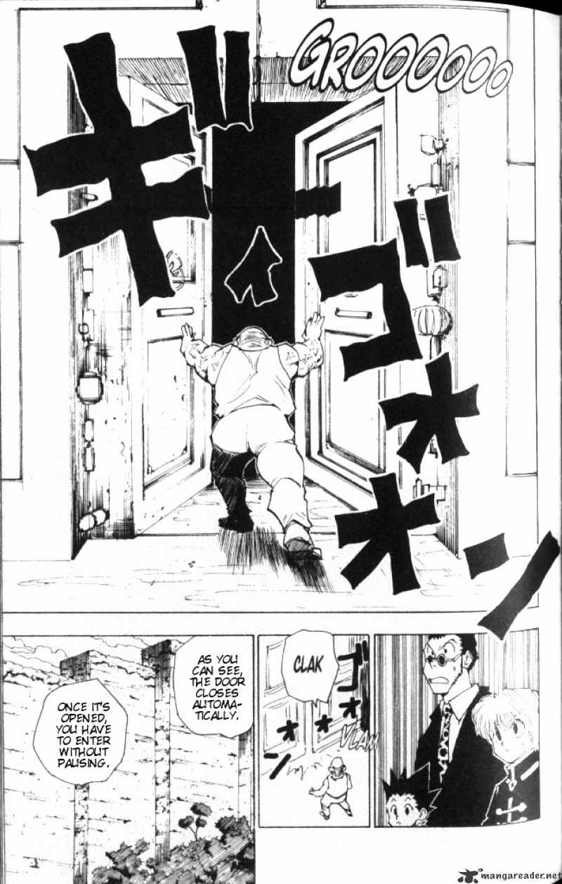 Hunter X Hunter Chapter 39  Online Free Manga Read Image 18