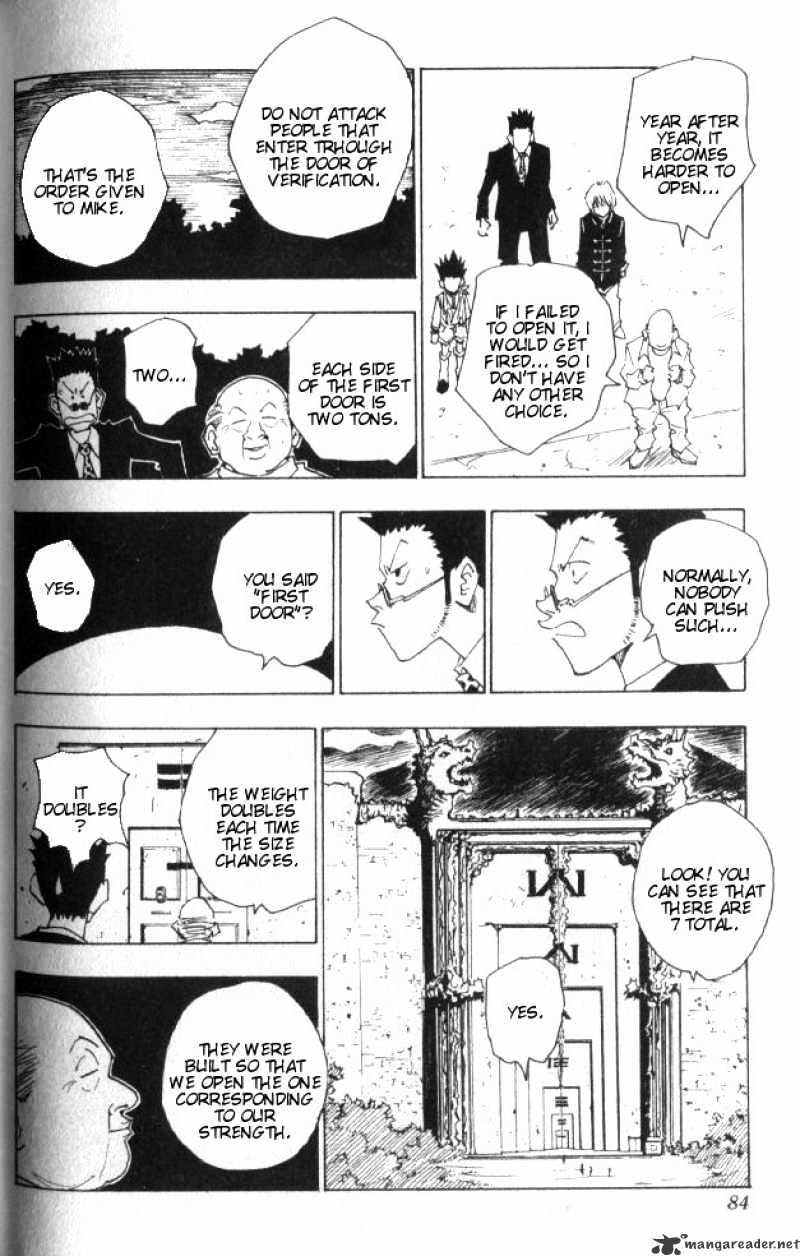 Hunter X Hunter Chapter 39  Online Free Manga Read Image 19