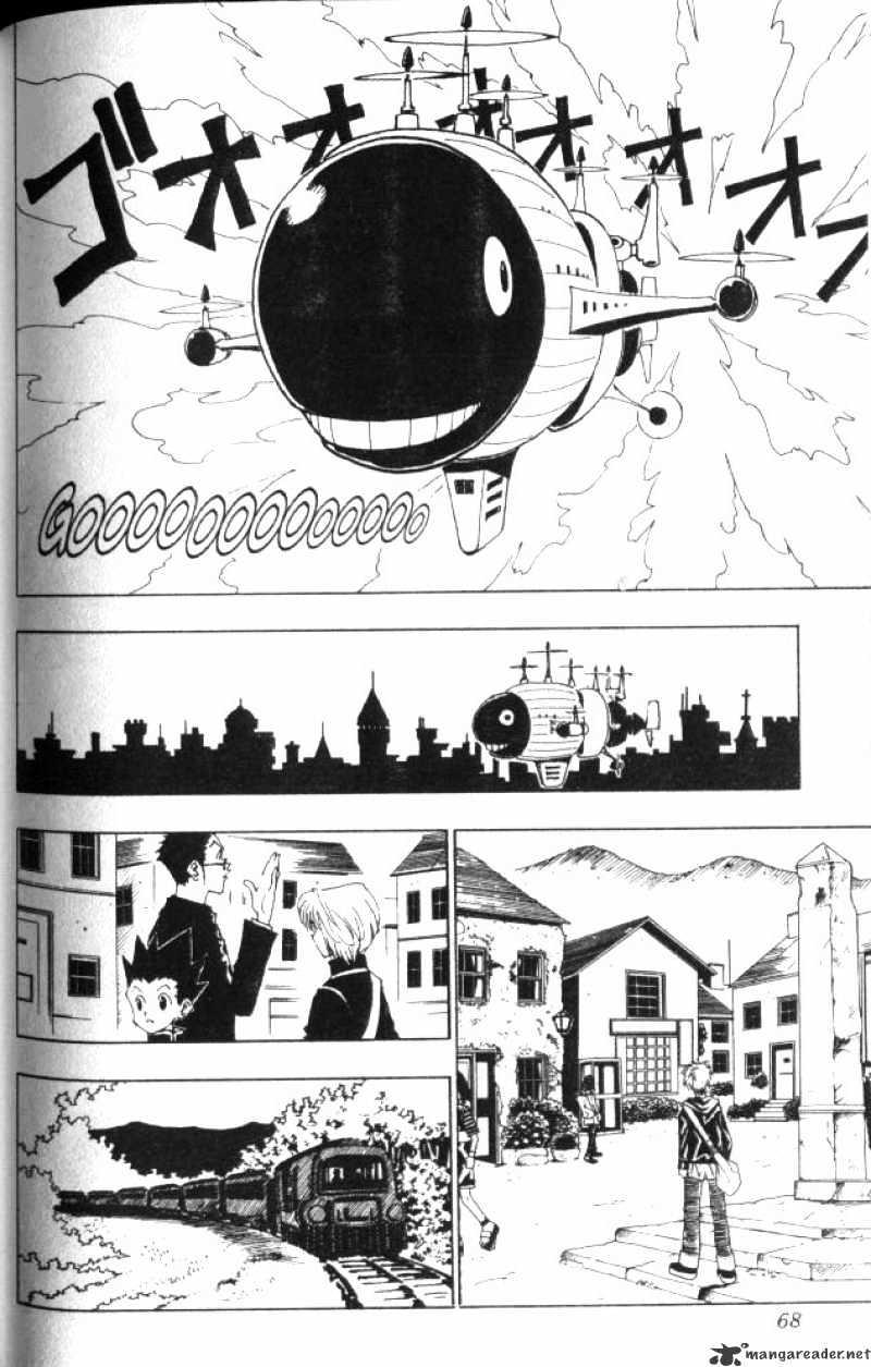 Hunter X Hunter Chapter 39  Online Free Manga Read Image 3