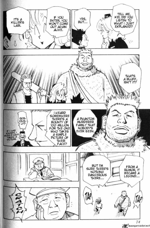 Hunter X Hunter Chapter 39  Online Free Manga Read Image 9