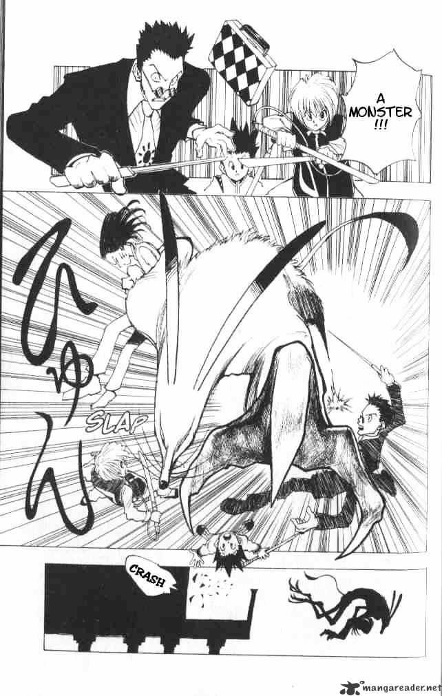 Hunter X Hunter Chapter 4  Online Free Manga Read Image 6