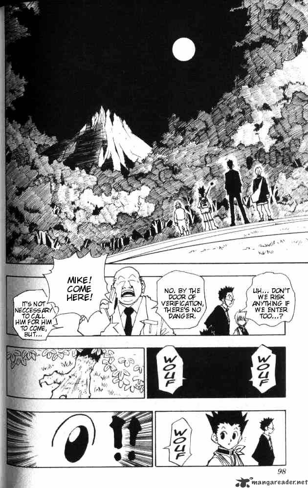 Hunter X Hunter Chapter 40  Online Free Manga Read Image 13