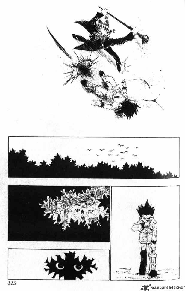 Hunter X Hunter Chapter 41  Online Free Manga Read Image 10