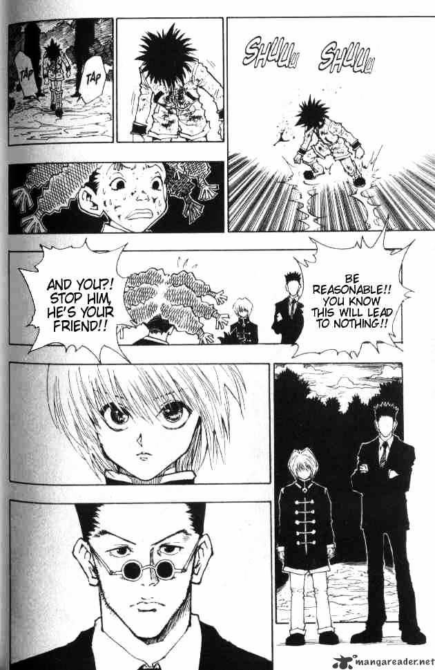 Hunter X Hunter Chapter 41  Online Free Manga Read Image 13