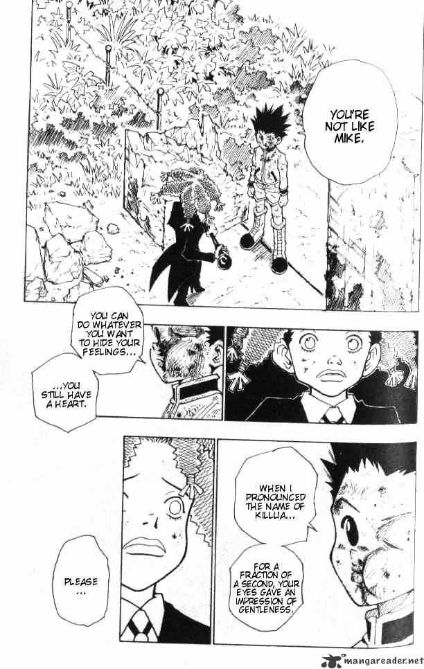 Hunter X Hunter Chapter 41  Online Free Manga Read Image 16