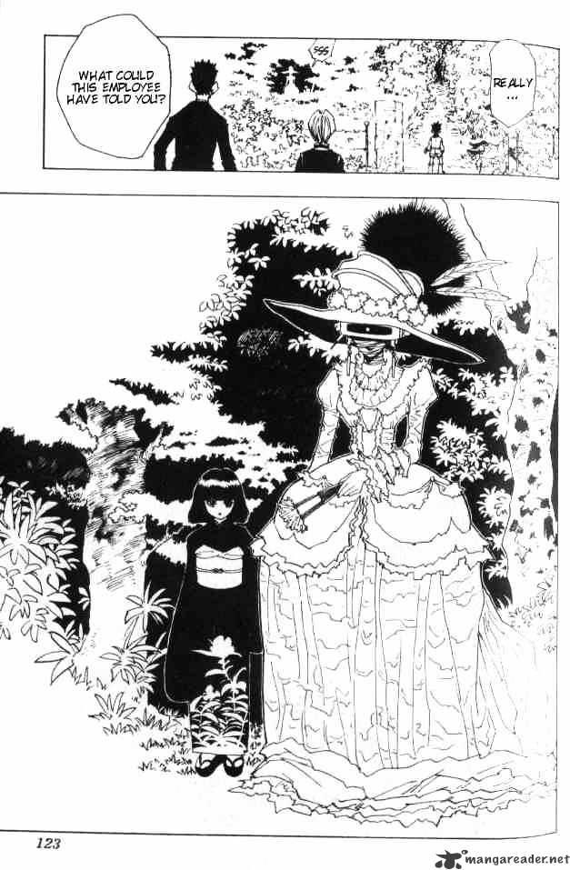 Hunter X Hunter Chapter 41  Online Free Manga Read Image 18