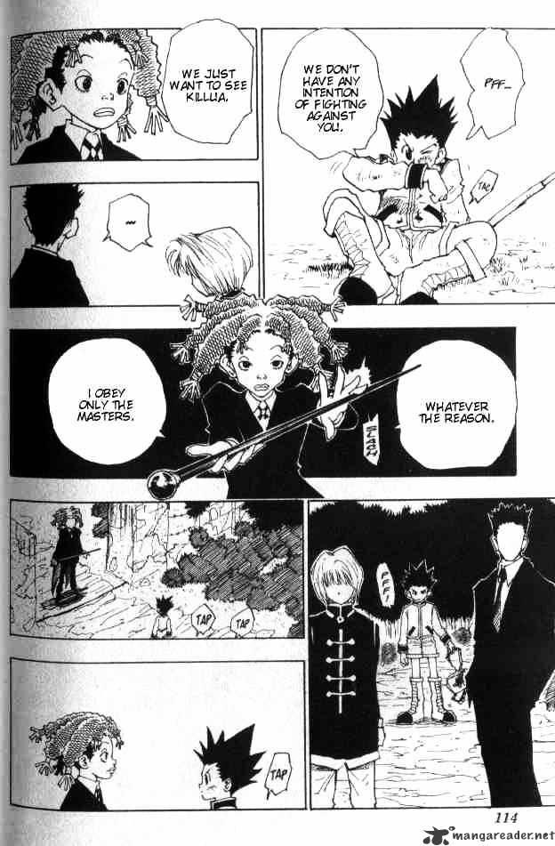 Hunter X Hunter Chapter 41  Online Free Manga Read Image 9