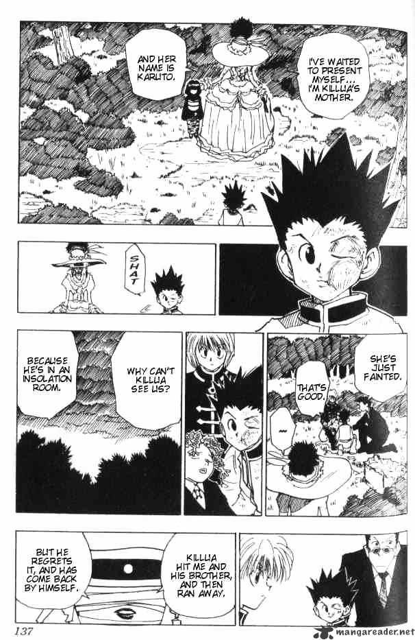 Hunter X Hunter Chapter 42  Online Free Manga Read Image 12