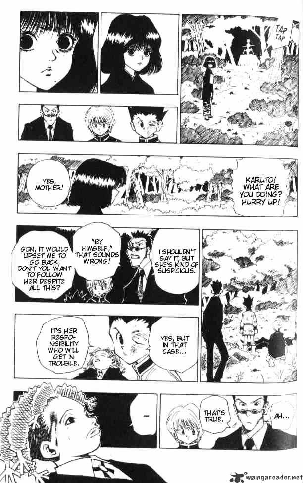 Hunter X Hunter Chapter 42  Online Free Manga Read Image 14