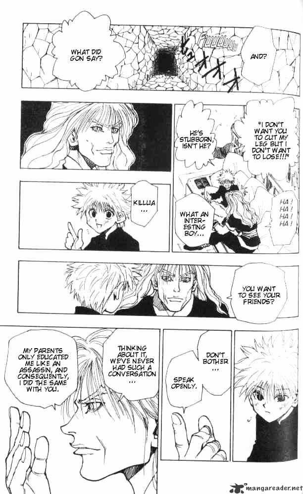 Hunter X Hunter Chapter 42  Online Free Manga Read Image 16
