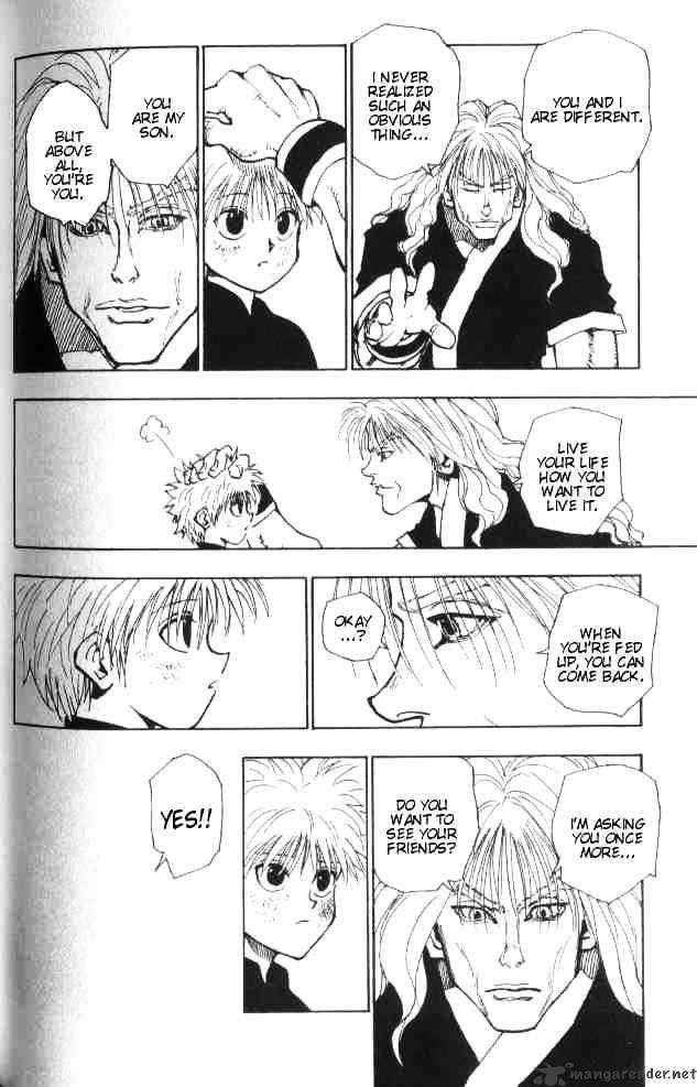Hunter X Hunter Chapter 42  Online Free Manga Read Image 17