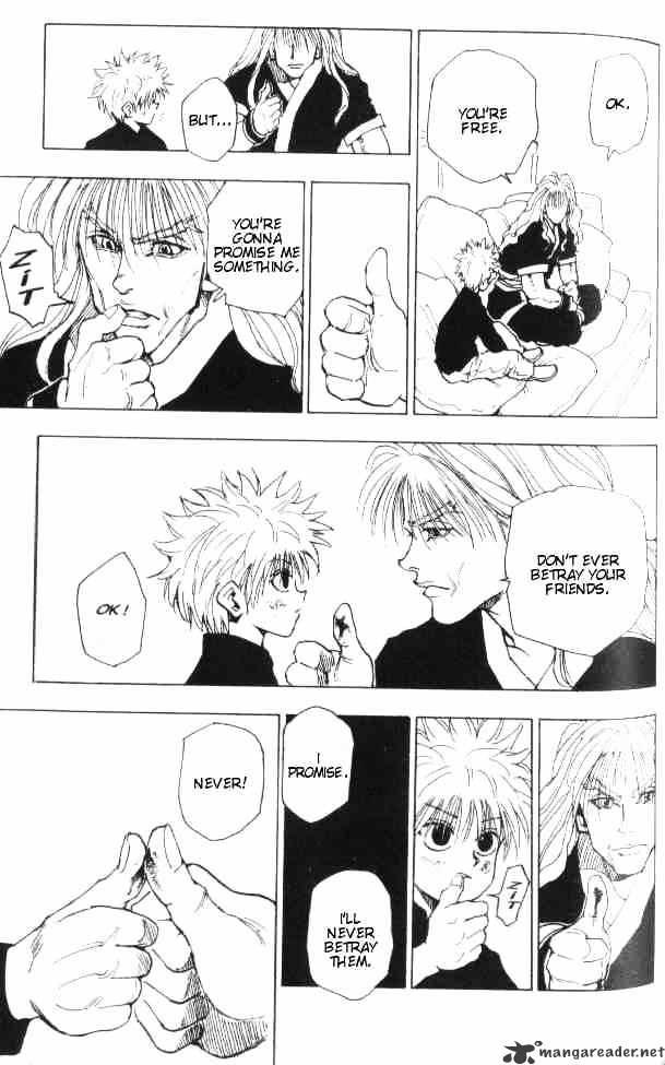Hunter X Hunter Chapter 42  Online Free Manga Read Image 18