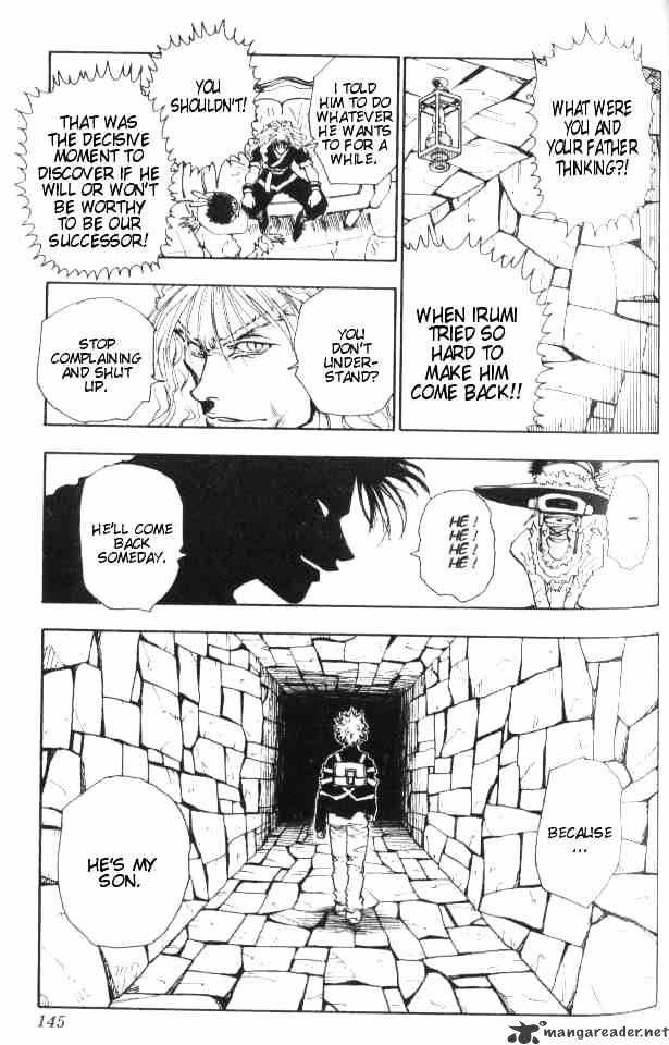 Hunter X Hunter Chapter 42  Online Free Manga Read Image 20