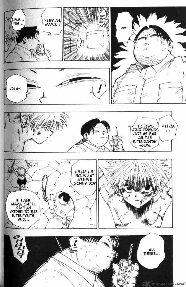 Hunter X Hunter Chapter 42  Online Free Manga Read Image 5