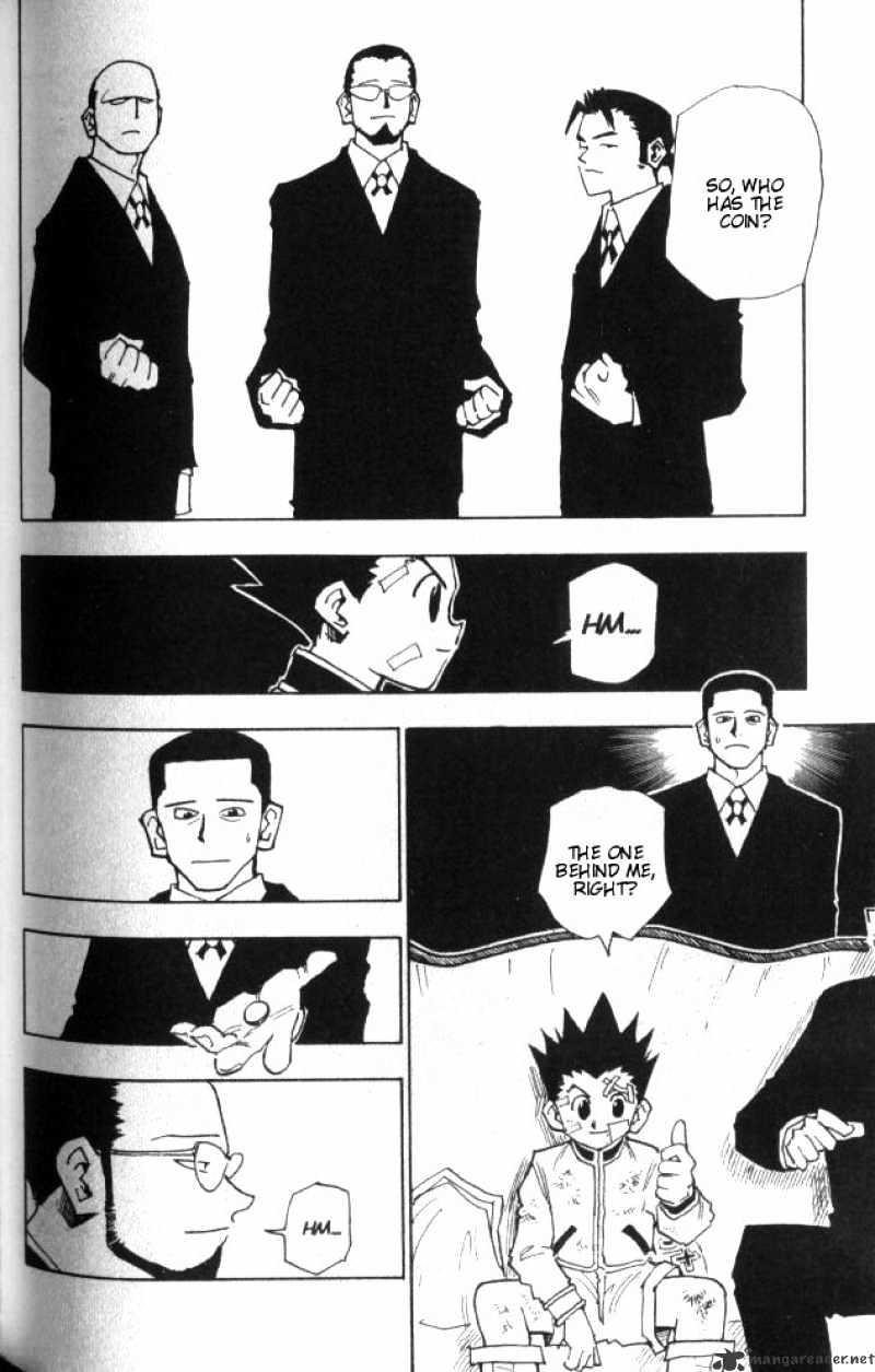 Hunter X Hunter Chapter 43  Online Free Manga Read Image 17