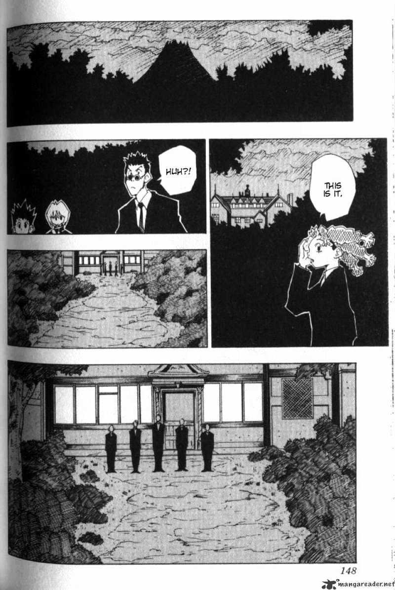 Hunter X Hunter Chapter 43  Online Free Manga Read Image 3
