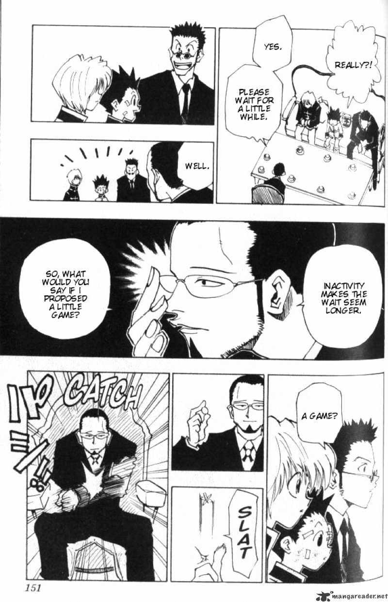 Hunter X Hunter Chapter 43  Online Free Manga Read Image 6